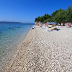 Pláže Živogošče Blato, Chorvatsko