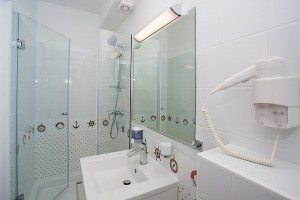 Penzión Mala Duba - kúpelňa