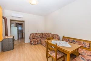 Apartmány Ena - obývací prostor