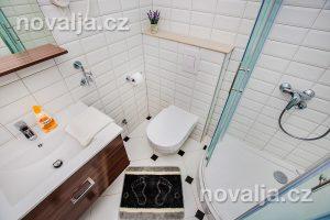 Apartmány Živogošče 11 – kúpelňa